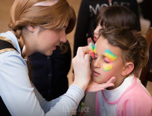 5 pratici consigli per truccare il tuo bambino a carnevale