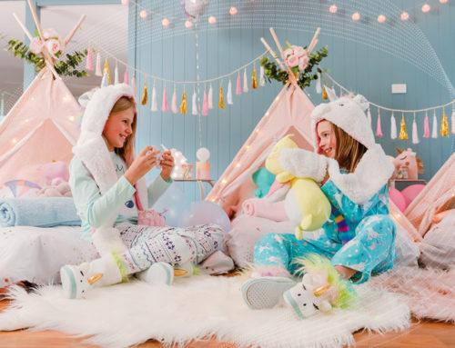 10 consigli per organizzare un pigiama party a casa