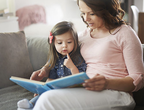 Leggere ai bambini dai 12 ai 24 mesi: consigli pratici su cosa e come leggere