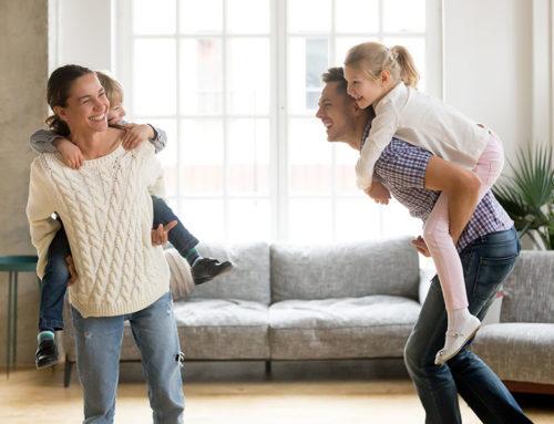 Come trascorrere giornate intere a casa coi bambini?